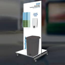 nhs sanistation hd mobile v2