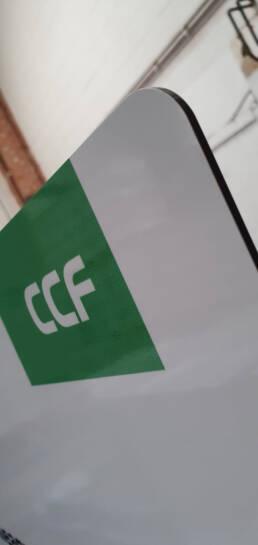 CCF freestanding Sanistation
