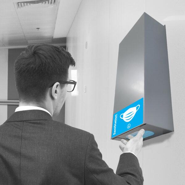 Face Mask Dispenser 2