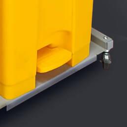 Sanistation foot pedal