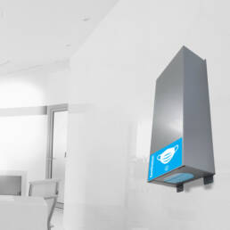 Mask Dispenser stand alone